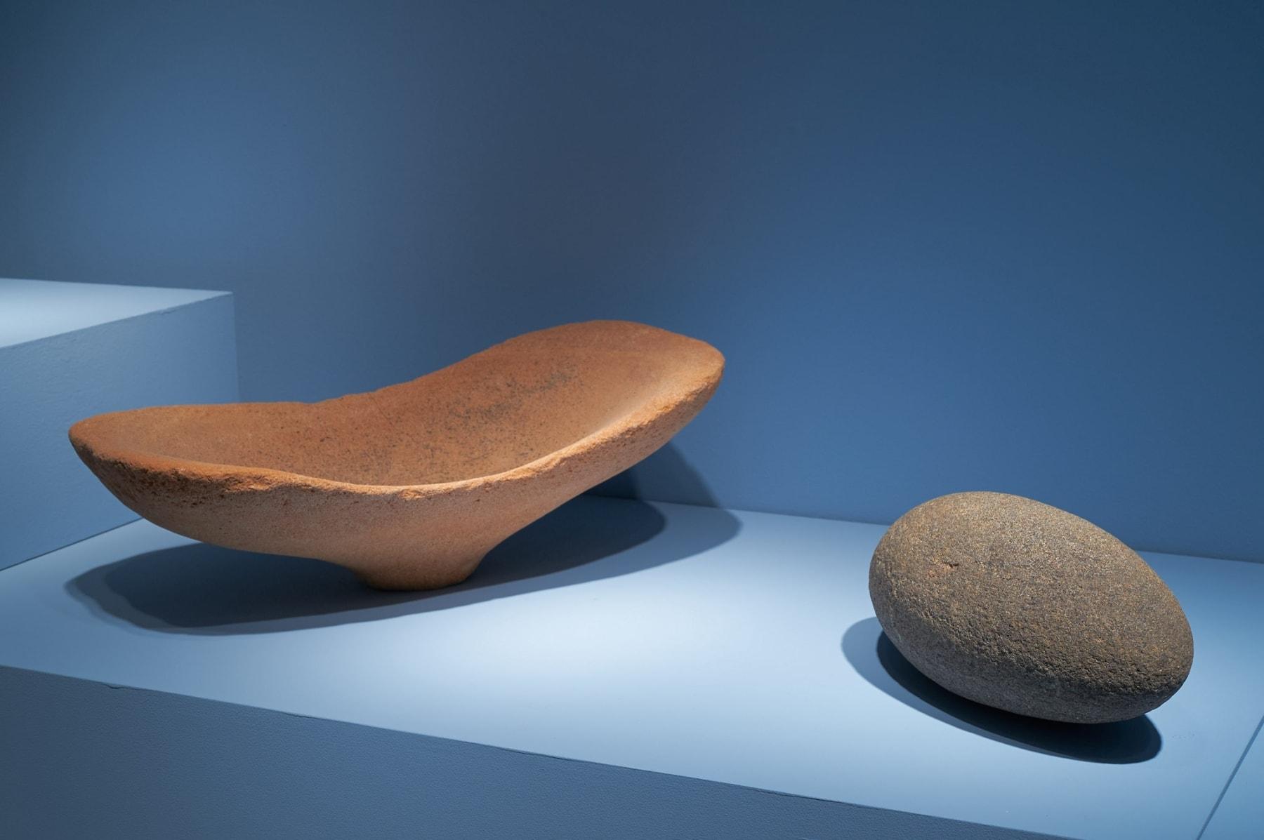 Shaped Stone of the Sahara