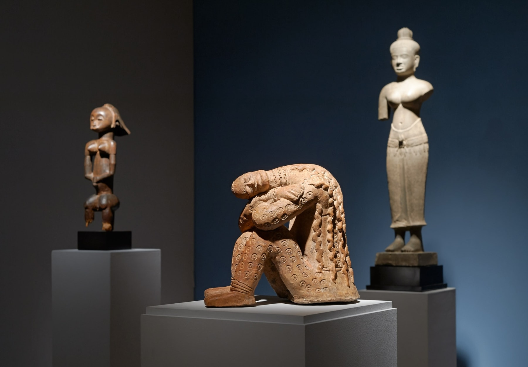 Fine Sculpture from Three Continents: Africa, Asia & Oceania