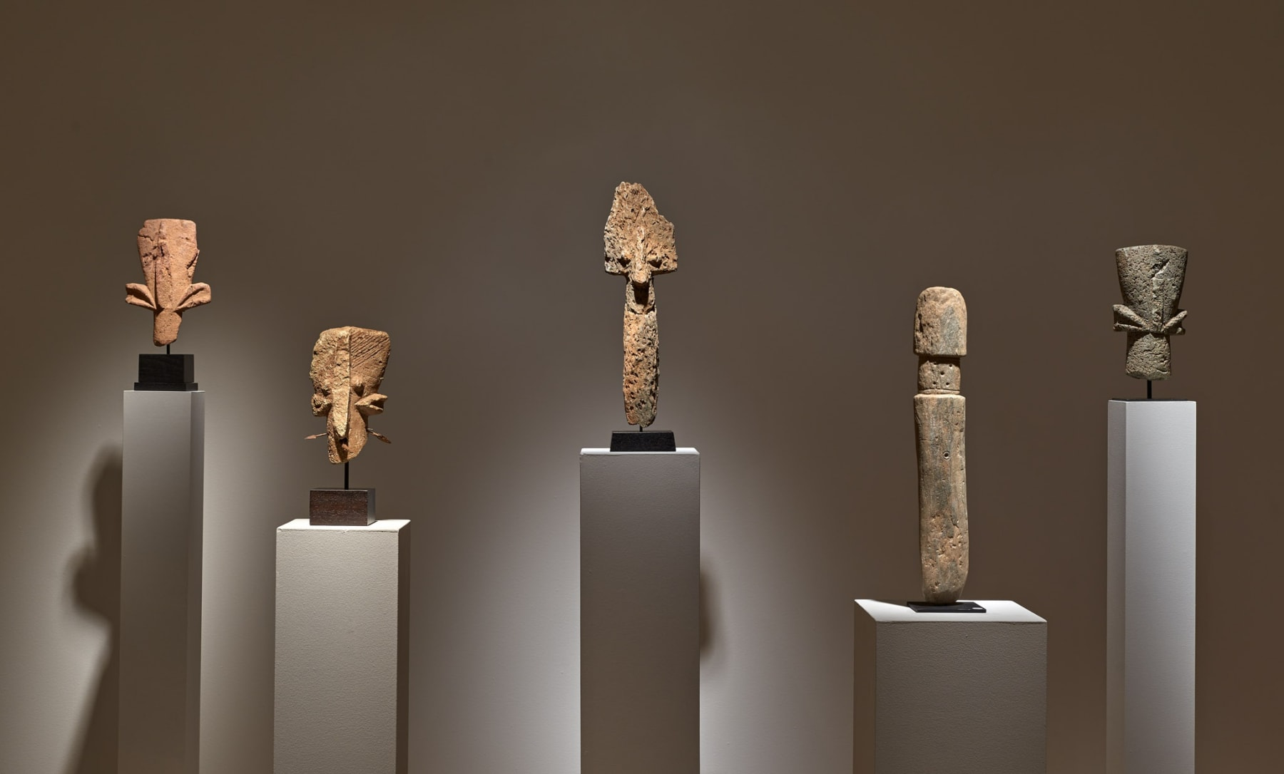 Ancient Stone Sculpture of West Africa