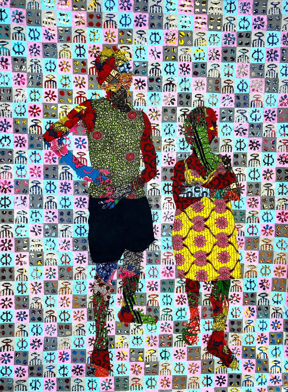 NII AND NAA II, 2020 print on fine art paper A1 59,4 X 84,1 cm Edition of 25