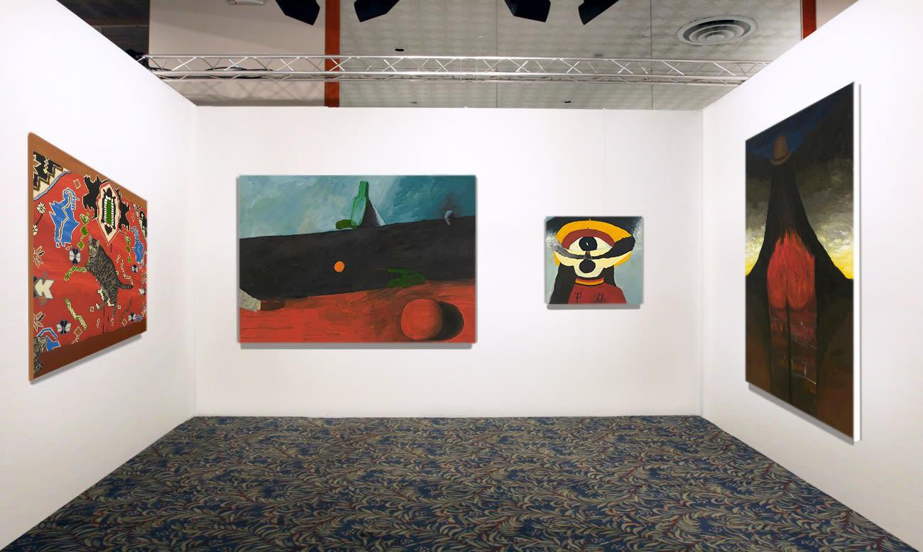 New Art Dealers Alliance Art Fair, Miami Beach