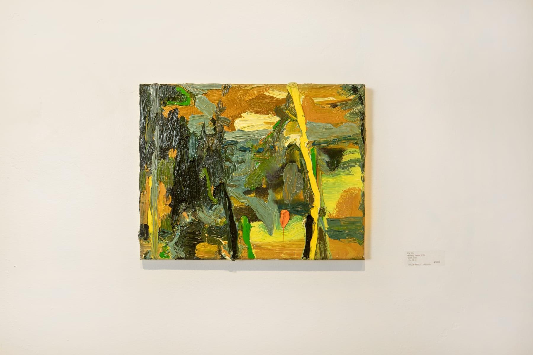 Eric Aho | River Line