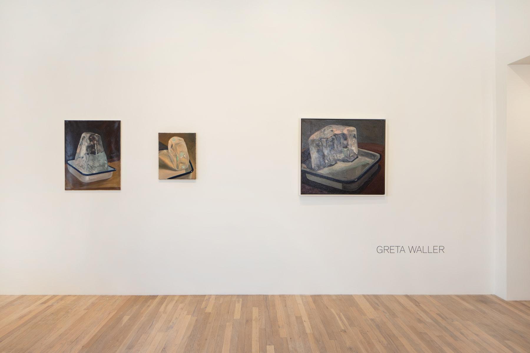 Greta Waller | Ice Block Series