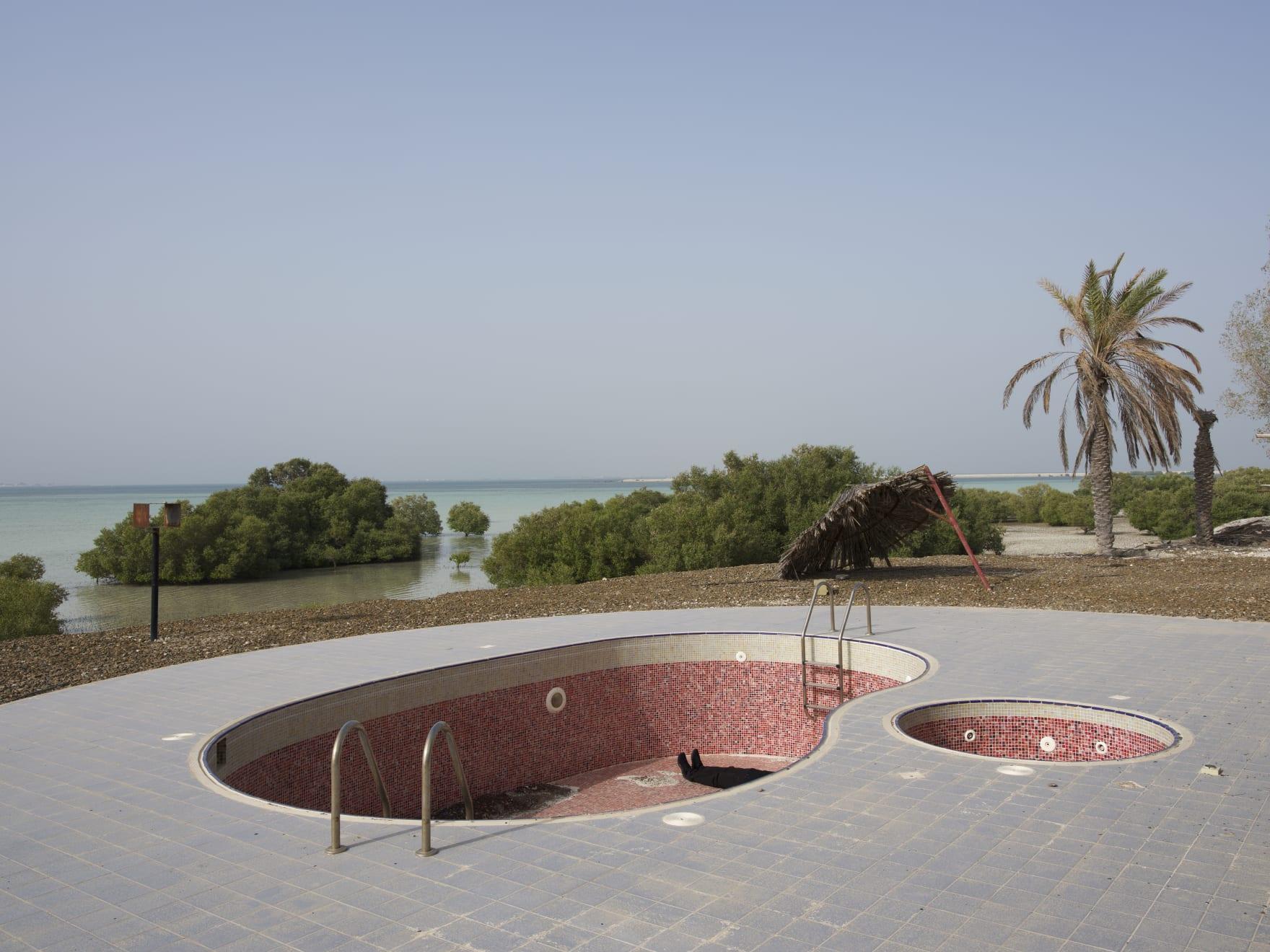 Tarek Al-Ghoussein, Abu Dhabi Archipelago (Al Jubail), 2015-, Digital Print, 60 x 80cm, Edition of 6 + 1AP USD 8,000 (Excluding VAT)