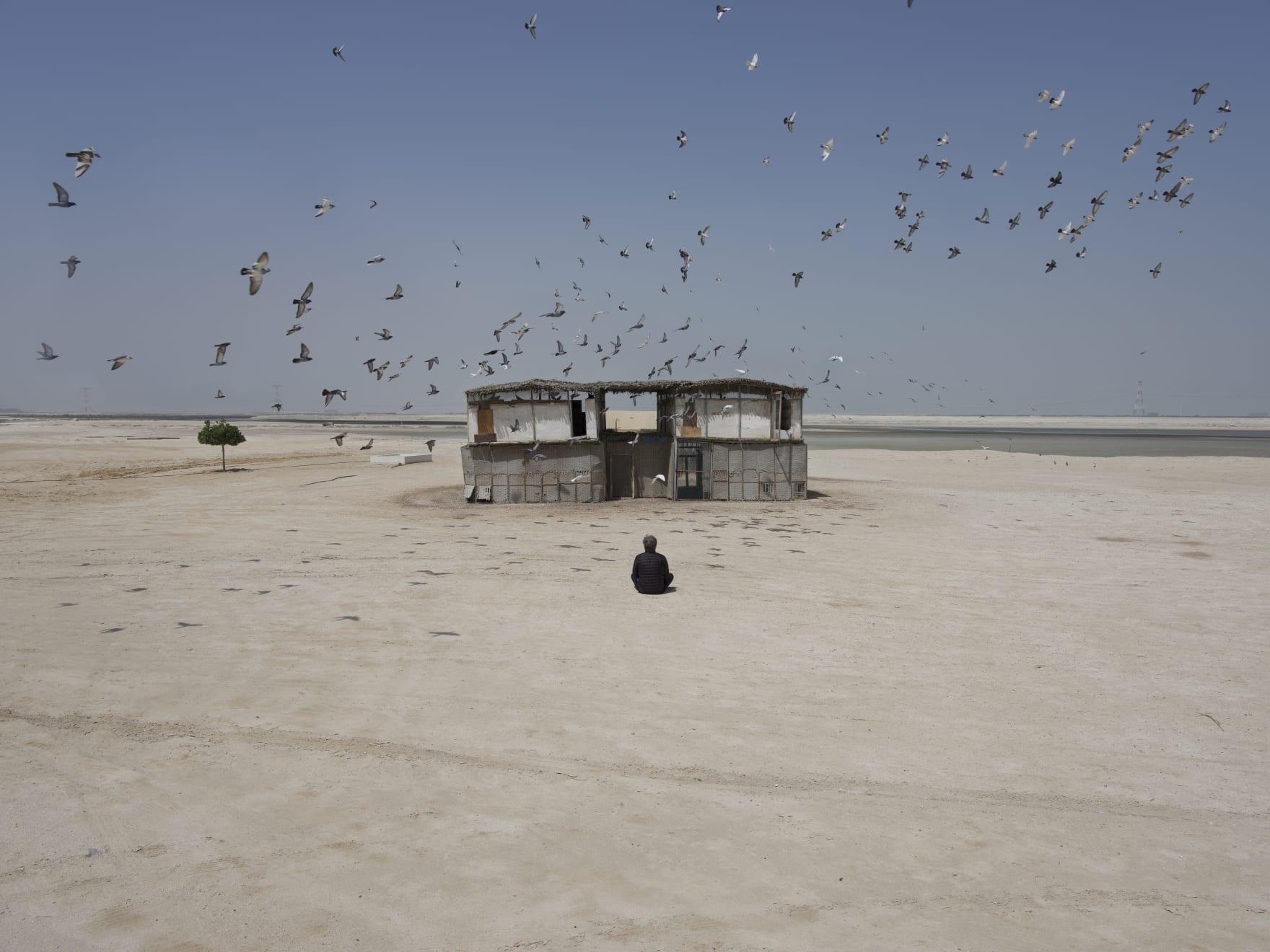 Tarek Al-Ghoussein, Abu Dhabi Archipelago (Jubabibat), 2015-, Digital Print, 60 x 80 cm, Edition of 6 + 1AP USD 8,000 (Excluding VAT)