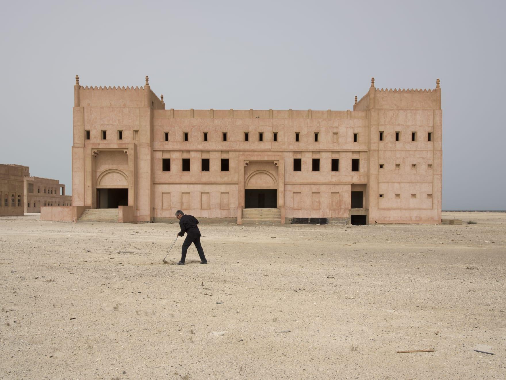 Tarek Al-Ghoussein, Abu Dhabi Archipelago (Massnoua 3), 2015-, Digital Print, 60 x 80cm, Edition of 6 + 1AP USD 8,000 (Excluding VAT)