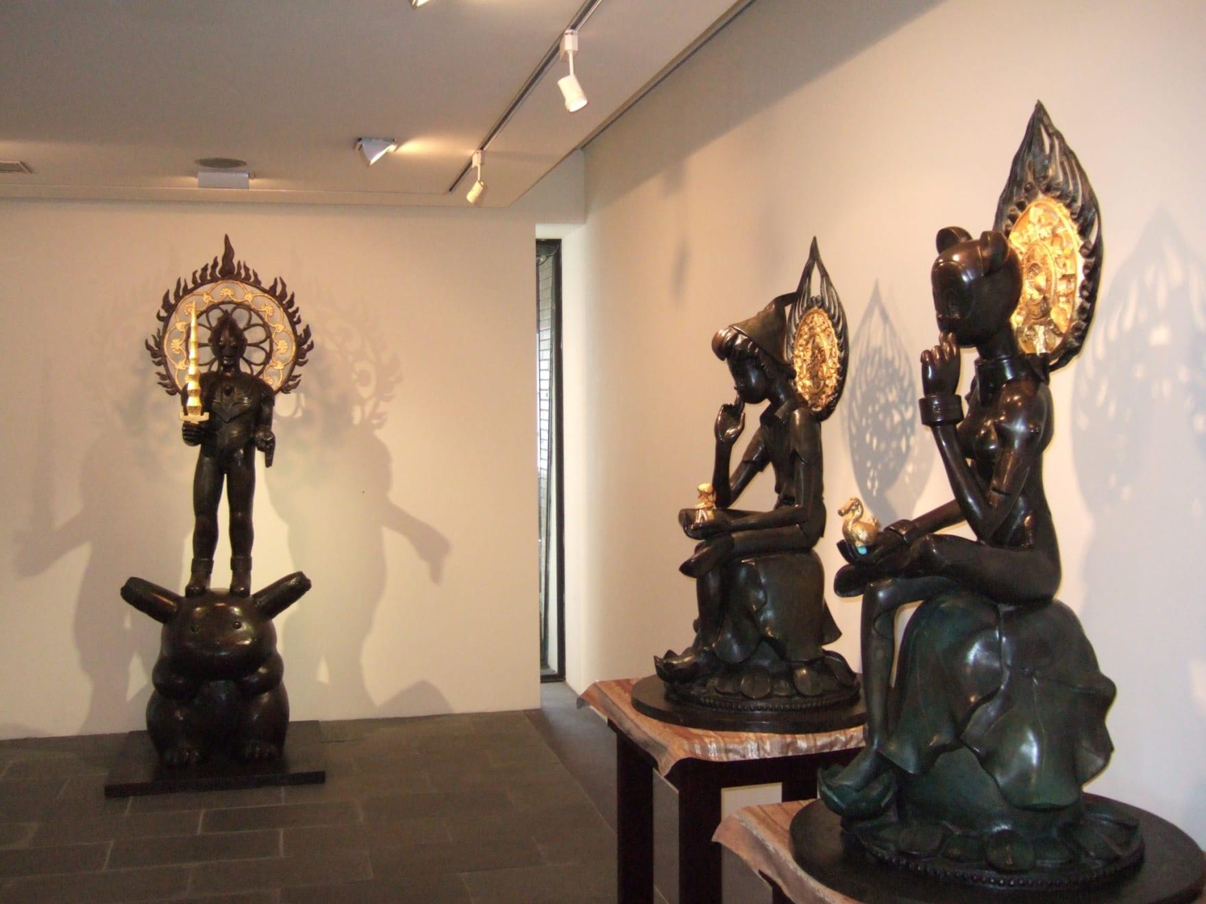 Canonization of the Gods — The Pure Land of Maha