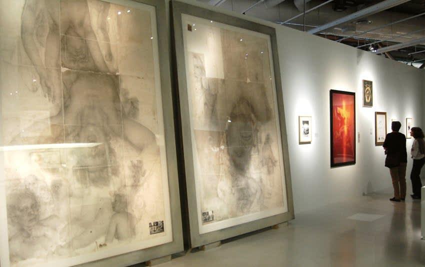 Centre Pompidou, Paris, 2008 Group exhibition