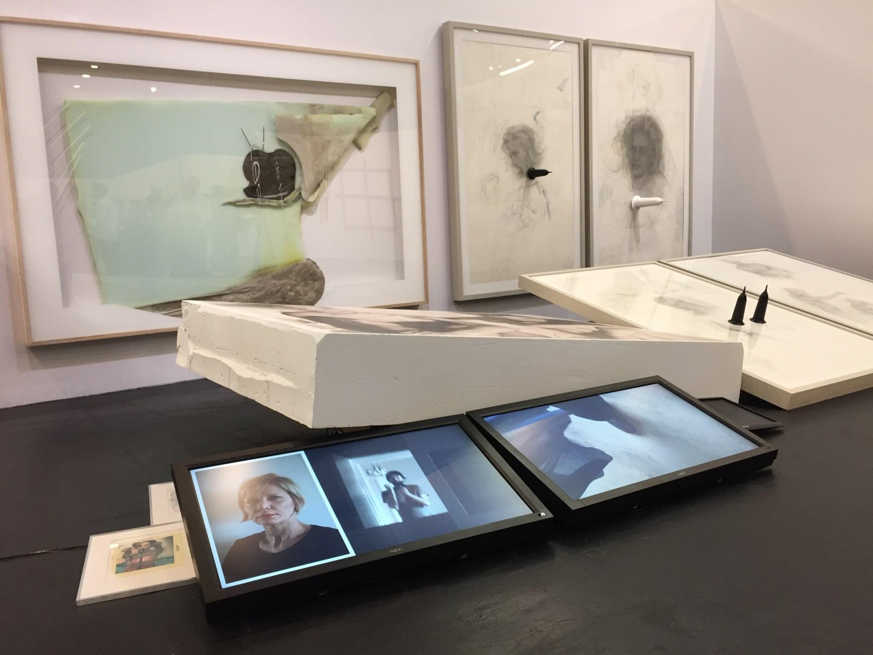 Art Cologne 2018 / Code Art Fair, Copenhagen 2017 Solo exhibitions presented by Galerija VARTAI