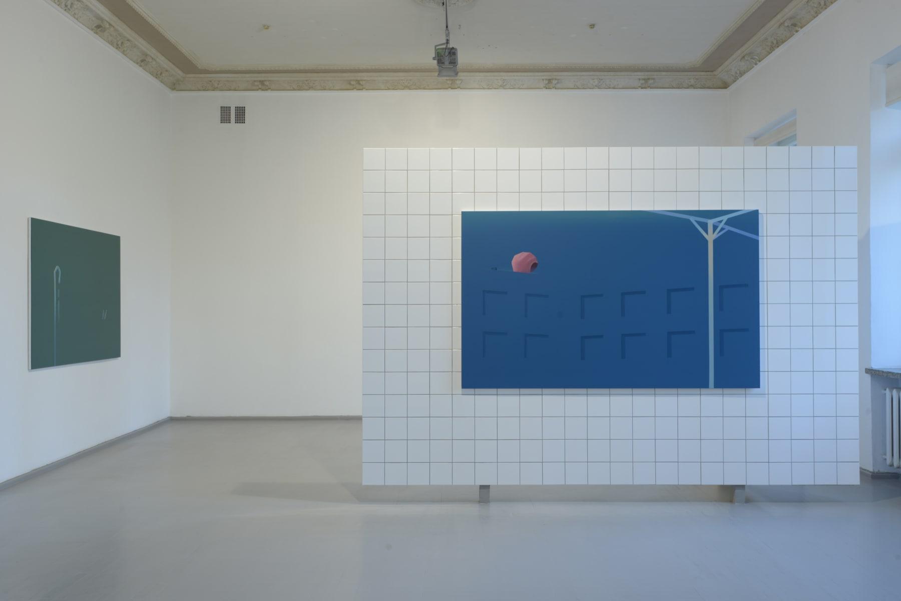 Galerija Vartai, 2017 Linas Jusionis's solo exhibiton