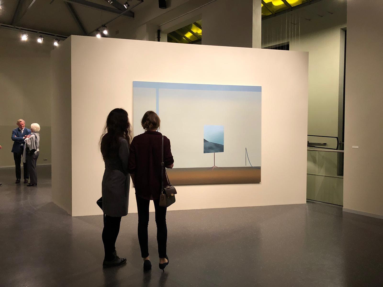 Zebrastaat, 2019 Linas Jusionis's solo exhibition at Zebrastaat gallery in Ghent, Belgium on 2019.