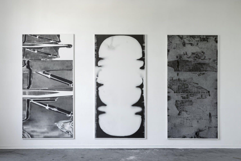 De Ateliers, Amsterdam 2019 Installation shot of the exhibition