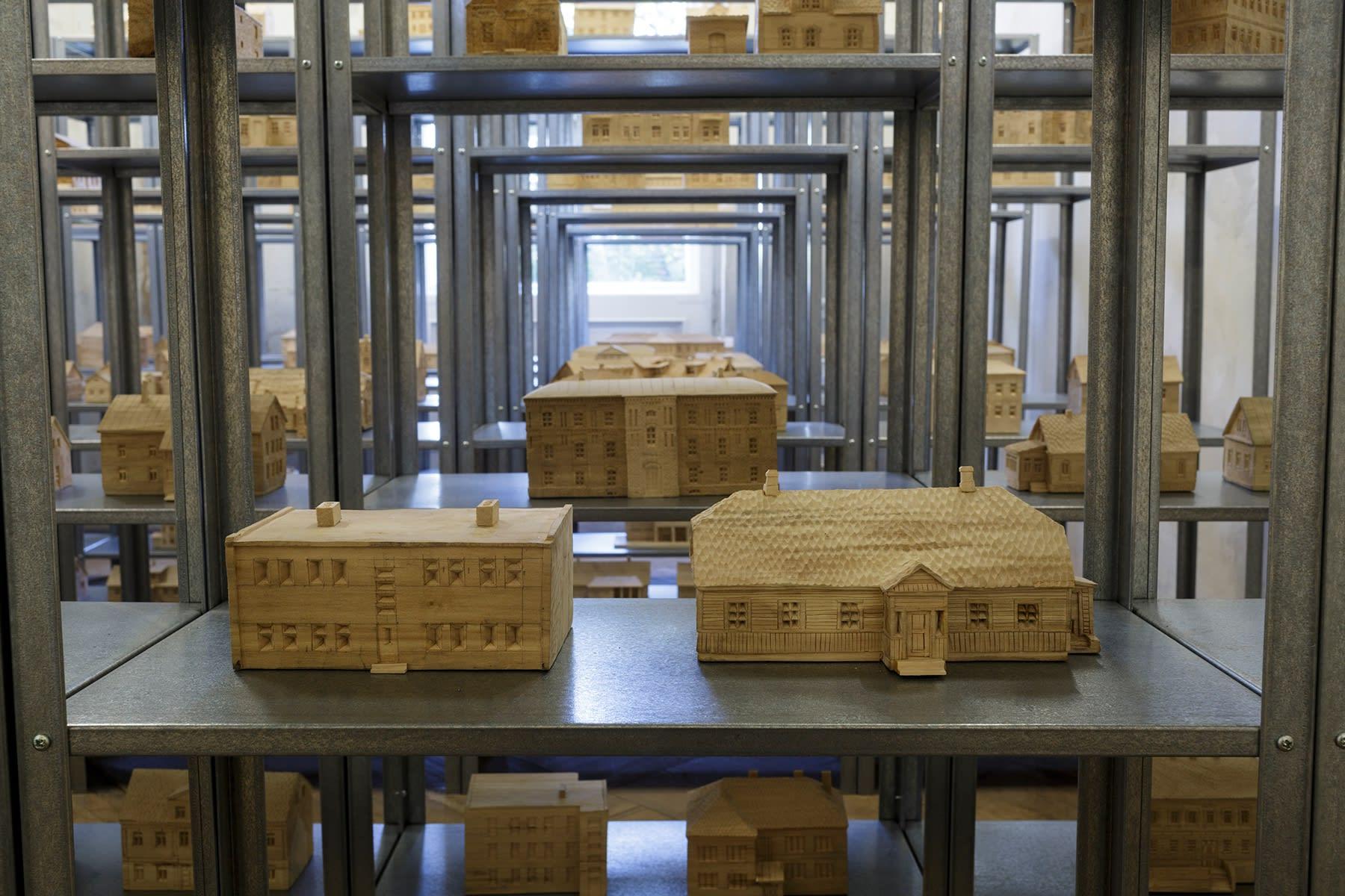 RIBOCA, 2018 Installation shot from exhibition Riga International Biennial Of Contemporary Art (RIBOCA) in Latvia on 2018. Curated by Katherina Gregos. Installation photography by Andrejs Strokins and Vladimir Svetlov.