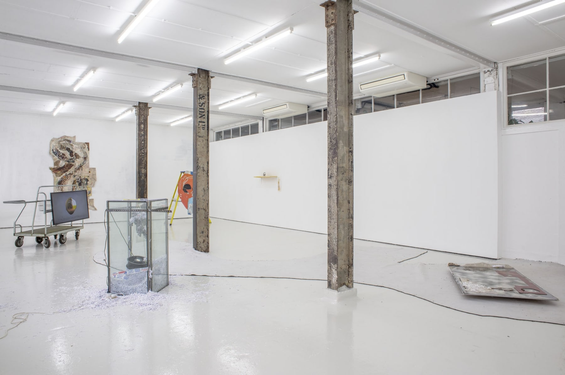 David Dale Gallery, Glasgow, 2019 Robertas Narkus solo show Prospect Revenge at David Dale Gallery Glasgow, 2019 Curated by Rupert, Vilnius Image copyright and courtesy of the artist and David Dale Gallery, Glasgow