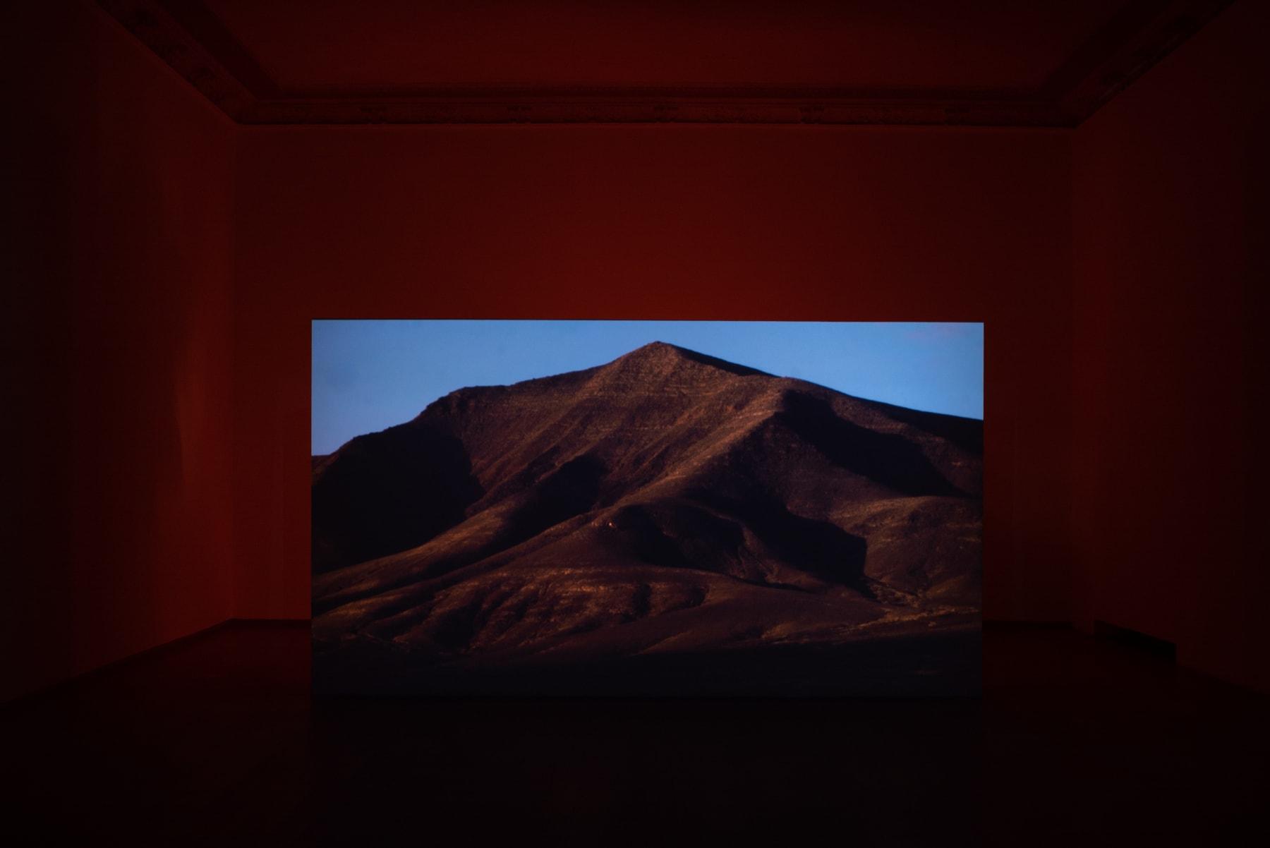 Galerija Vartai, 2020 Installation shot from Geistė Marija Kinčinaitytė's solo exhibition