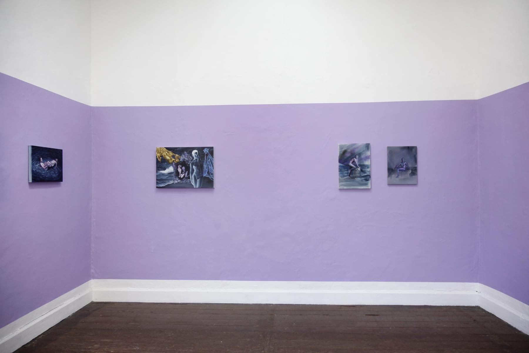 José Pedro Godoy , Extraño del Mar, 2020 Installation view