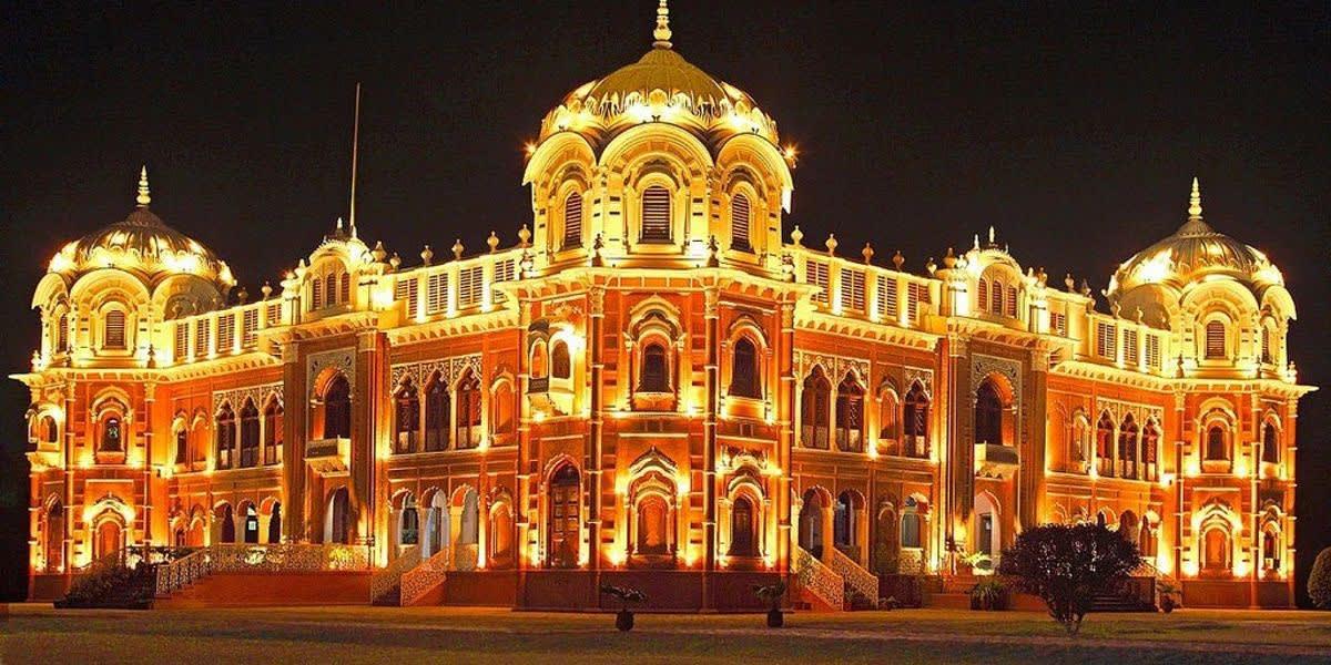 DARBAR MAHAL (Palace of the Court) Abbasi Palace built 1905.