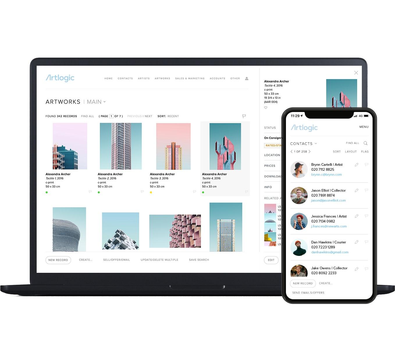 Art Gallery Software | Artlogic