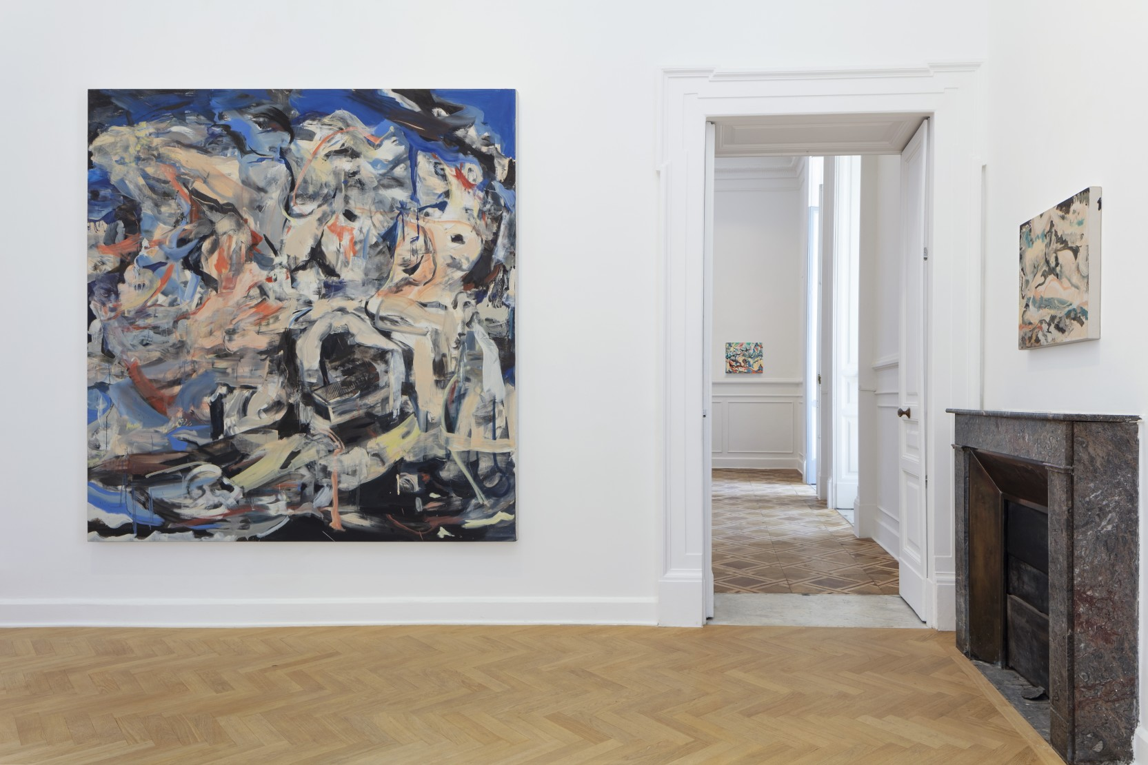 Cecily Brown: We Didn't Mean to Go to Sea