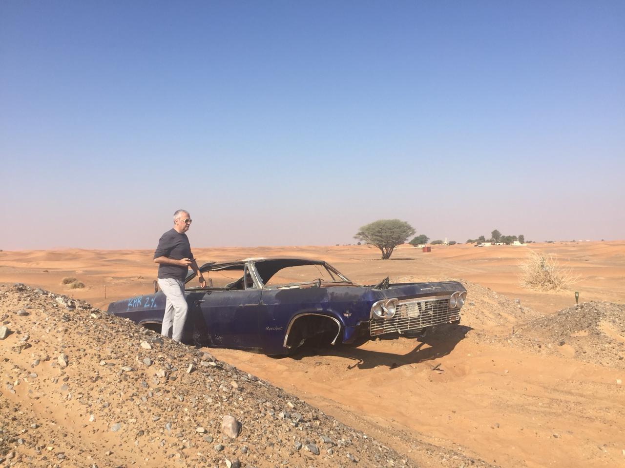 Akram Zaatari, The Making of 'The Landing' (2019)