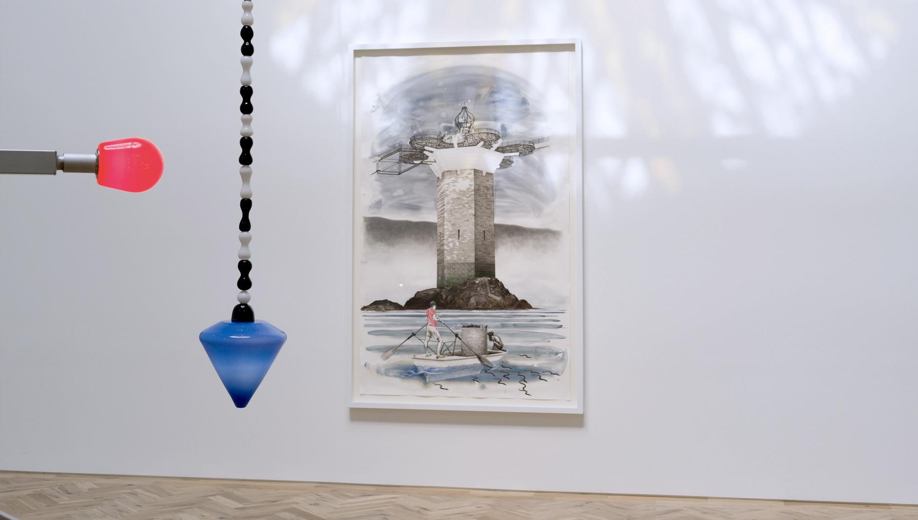 Charles Avery: The Gates of Onomatopoeia Ingleby Gallery, Edinburgh, 27 April - 13 July, 2019