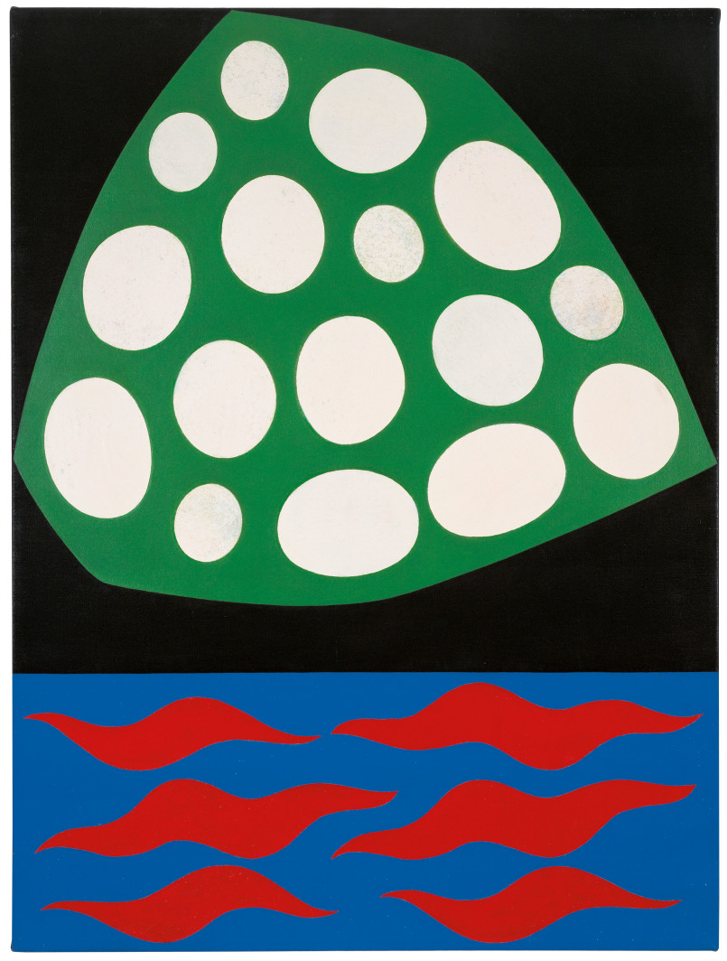 Philip Taaffe - Paintings From Five Decades 18 September - 18 December 2021