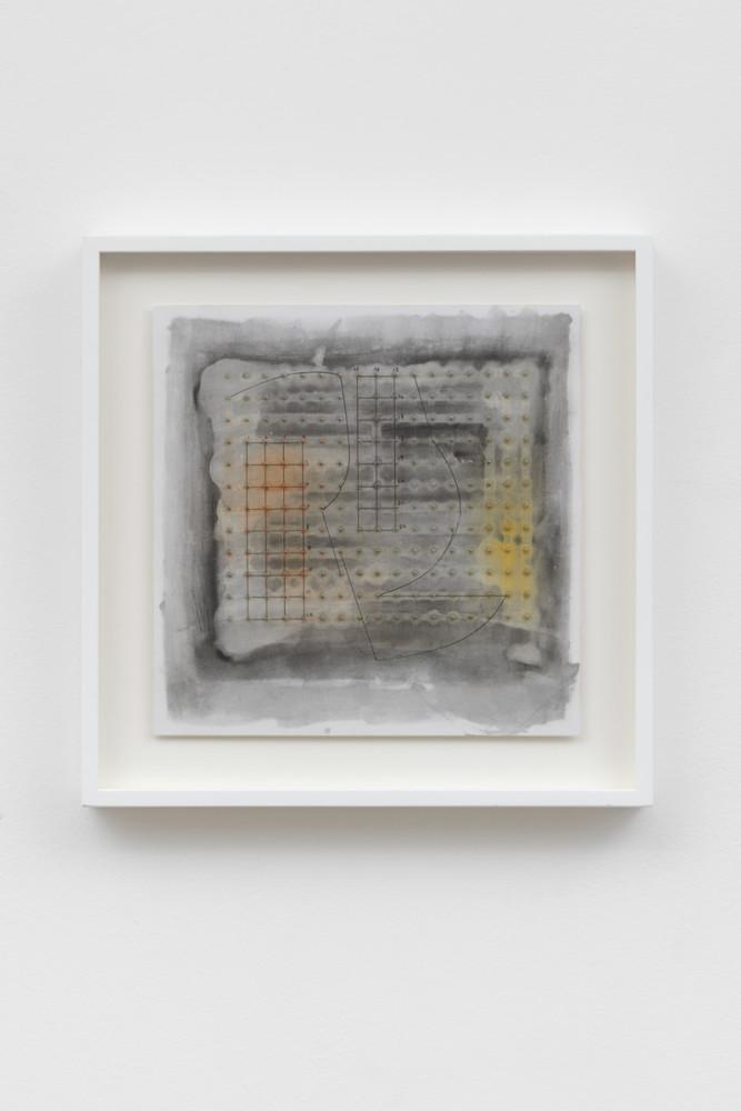 <div class=&#34;artist&#34;><strong>Gustavo PÉREZ MONZÓN</strong></div> 1956 - <div class=&#34;title&#34;>Untitled, 2016</div> <div class=&#34;medium&#34;>Mixed media on cromocotex paper (aluminium powder, ink, graphite and pigment)</div> <div class=&#34;dimensions&#34;>25 x 25 cm </div>