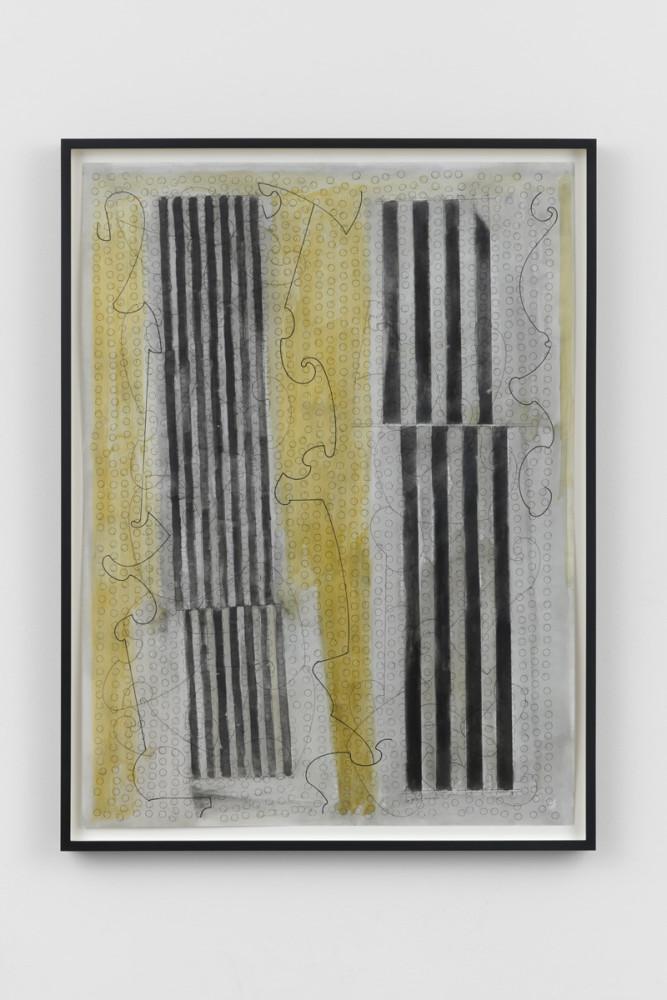 <div class=&#34;artist&#34;><strong>Gustavo PÉREZ MONZÓN</strong></div> 1956 - <div class=&#34;title&#34;>Untitled, 2016</div> <div class=&#34;medium&#34;>Mixed media on cromocotex paper (aluminium powder, ink, graphite and pigment)</div> <div class=&#34;dimensions&#34;>95 x 70 cm</div>