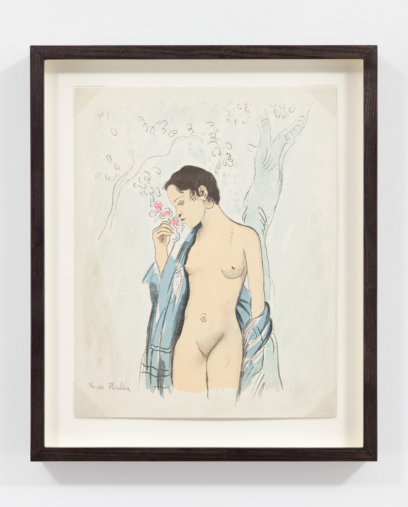 <div class=&#34;artist&#34;><strong>Francis PICABIA</strong></div> 1879 - 1953 <div class=&#34;title&#34;><em>Menu</em>, 1932</div> <div class=&#34;signed_and_dated&#34;>Signed in plate</div> <div class=&#34;medium&#34;>Lithograph</div> <div class=&#34;dimensions&#34;>Sheet: 30 x 24 cm<br /> Framed: 38.5 x 32 cm</div> <div class=&#34;edition_details&#34;>Edition size c. 100</div>