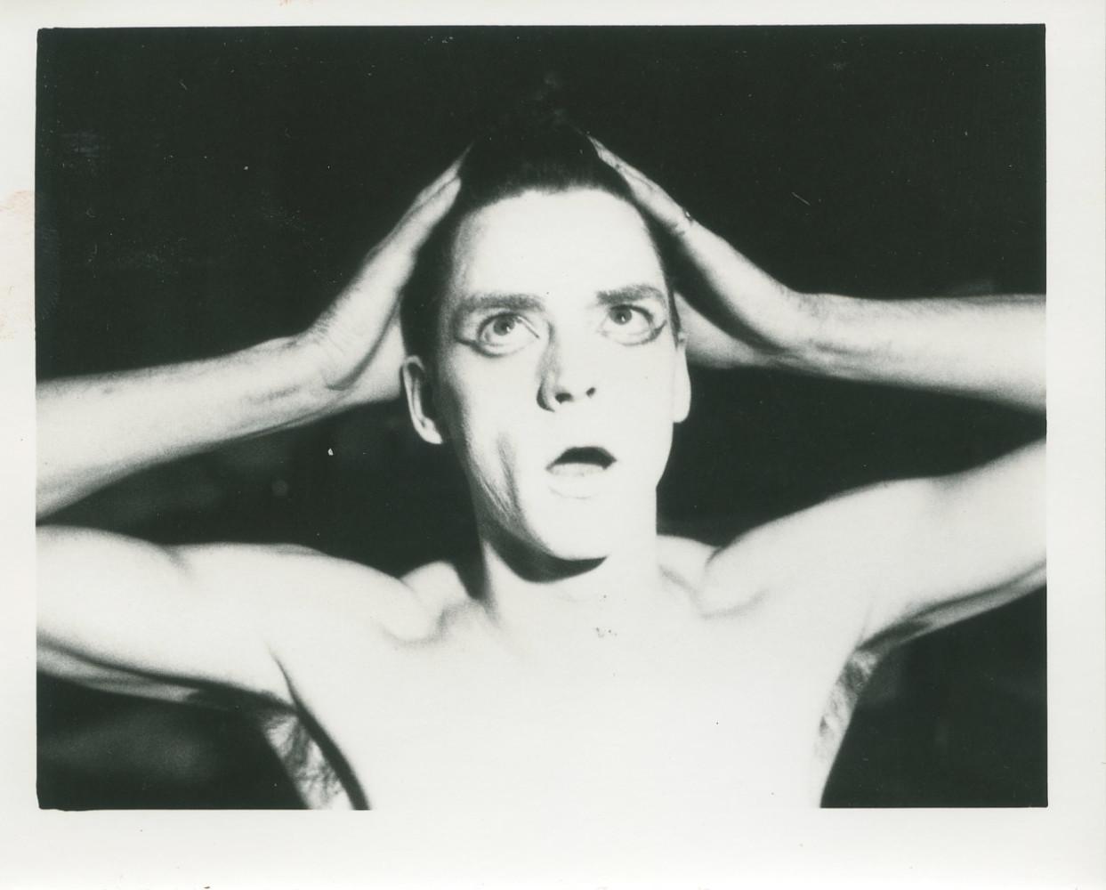 <div class=&#34;artist&#34;><strong>ULAY</strong></div> 1943 - <div class=&#34;title&#34;><em>Mudras</em>, 1974</div> <div class=&#34;medium&#34;>Original Polaroid, vintage</div> <div class=&#34;dimensions&#34;>8.5 x 10.8 cm </div>