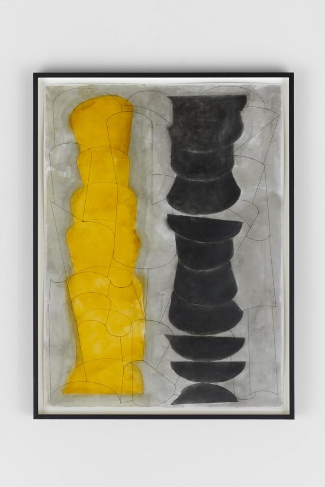 <div class=&#34;artist&#34;><strong>Gustavo PÉREZ MONZÓN</strong></div> 1956 - <div class=&#34;title&#34;>Untitled, 2016</div> <div class=&#34;medium&#34;>Mixed media on cromocotex paper (aluminium, ink, graphite and pigment)</div> <div class=&#34;dimensions&#34;>95 x 70 cm</div>