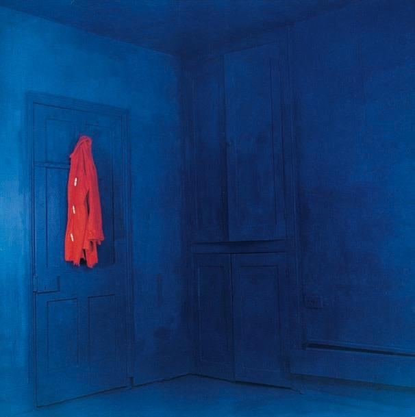 <div class=&#34;artist&#34;><strong>John HILLIARD</strong></div> 1945 -<div class=&#34;title&#34;><em>Red Coat/Blue Room (1)</em>, 1969</div><div class=&#34;medium&#34;>C-type print on composition board</div><div class=&#34;dimensions&#34;>97 x 104 cm</div>