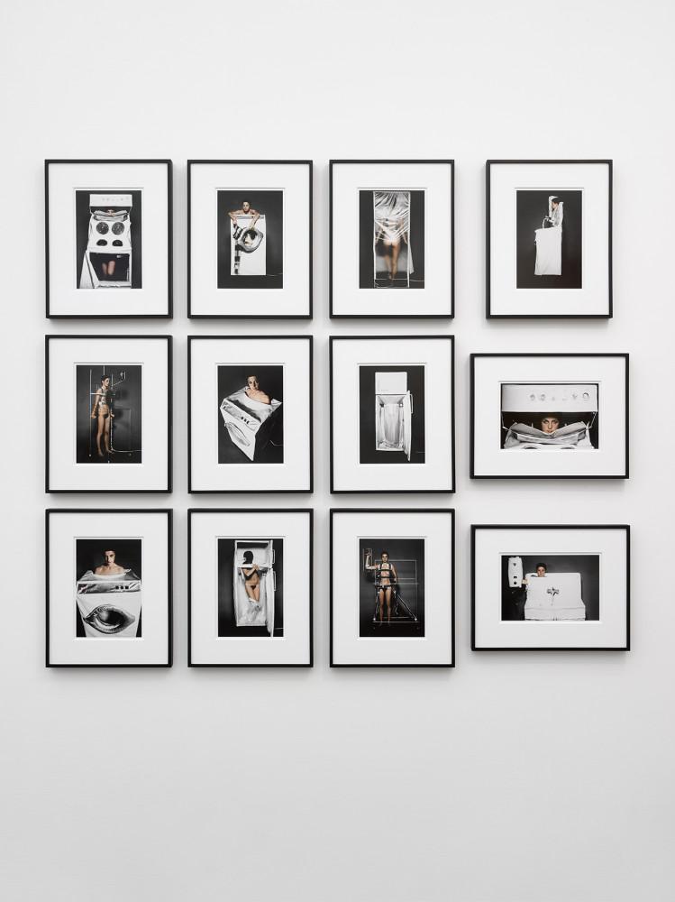 <div class=&#34;artist&#34;><strong>Helen CHADWICK</strong></div> 1953 - 1996 <div class=&#34;title&#34;><em>In the Kitchen</em>, 1977</div> <div class=&#34;medium&#34;>Set of 12 archival pigment prints (printed 2018)</div> <div class=&#34;dimensions&#34;>Each: 41 x 30.5 cm</div> <div class=&#34;edition_details&#34;>Edition 1 of 10 + 5 APs + 2 ECs</div>