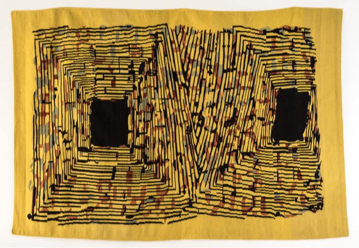 <div class=&#34;artist&#34;><strong>Gustavo PÉREZ MONZÓN</strong></div> 1956 - <div class=&#34;title&#34;><em>Amarillo [Yellow]</em>, 2013</div> <div class=&#34;medium&#34;>Handmade tapestry with animal wool</div> <div class=&#34;dimensions&#34;>180 x 268 cm</div> <div class=&#34;edition_details&#34;>Edition 1 of 2</div>