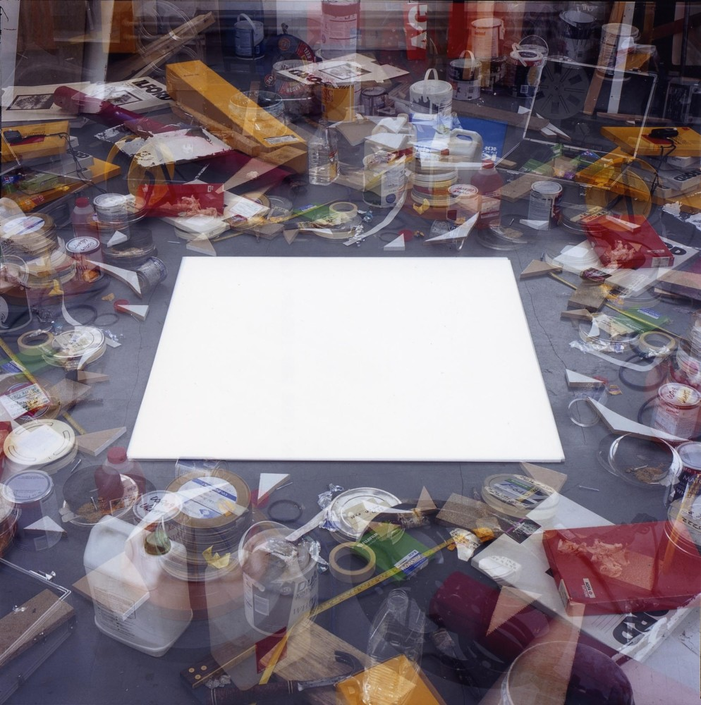<div class=&#34;artist&#34;><strong>John HILLIARD</strong></div> 1945 -<div class=&#34;title&#34;><em>Division of Labour</em>, 2004</div><div class=&#34;medium&#34;>C-type print on aluminium</div><div class=&#34;dimensions&#34;>125 x 125 cm</div>