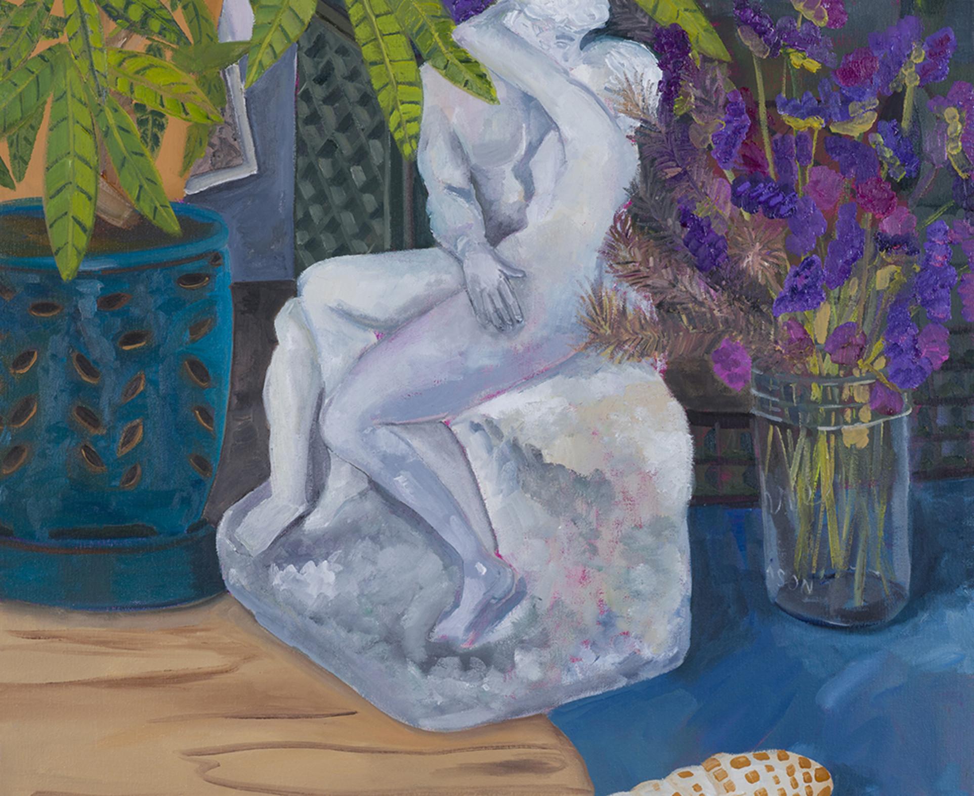 Anna Valdez, The Kiss, 2017