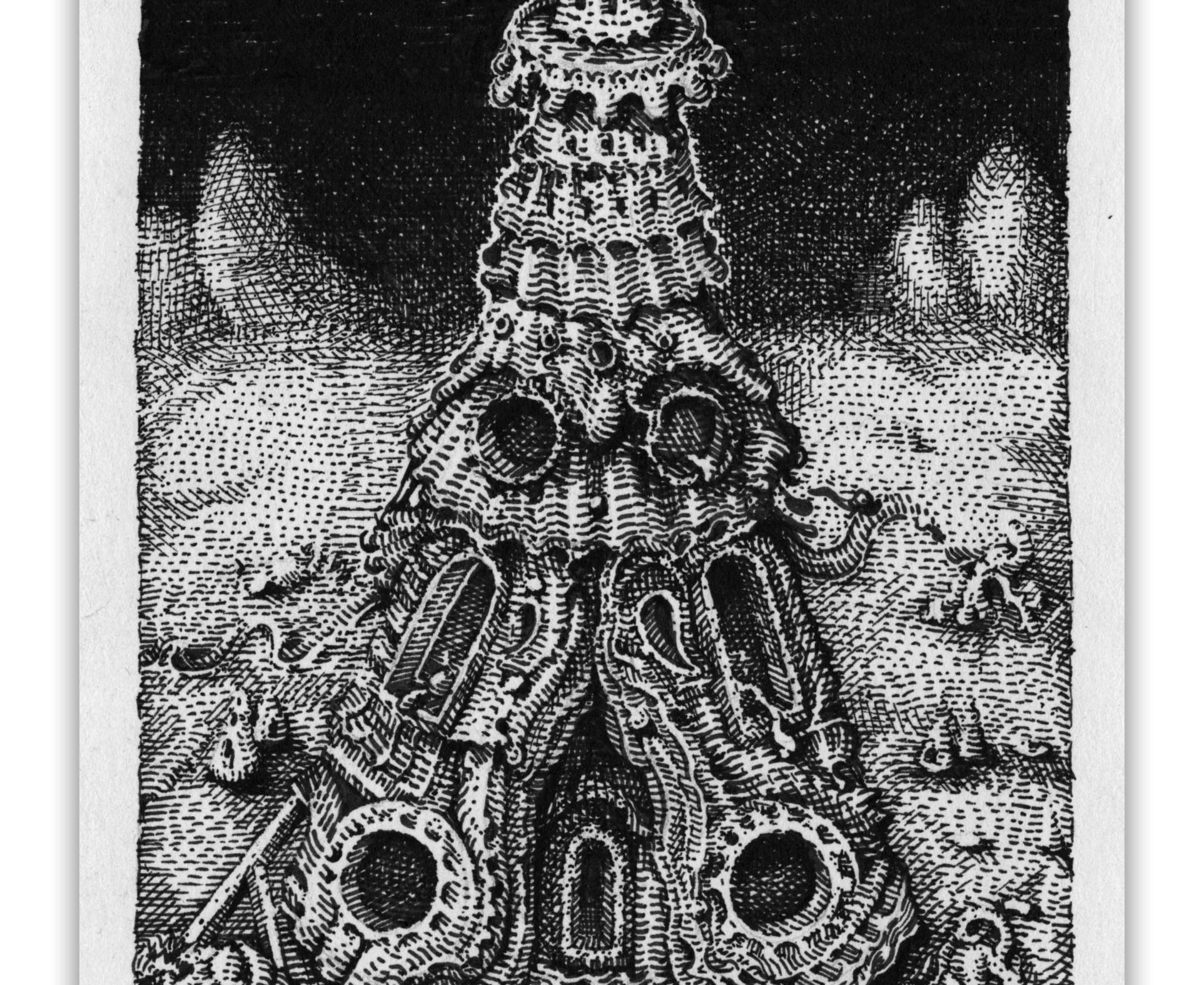 David Welker, The Hermit