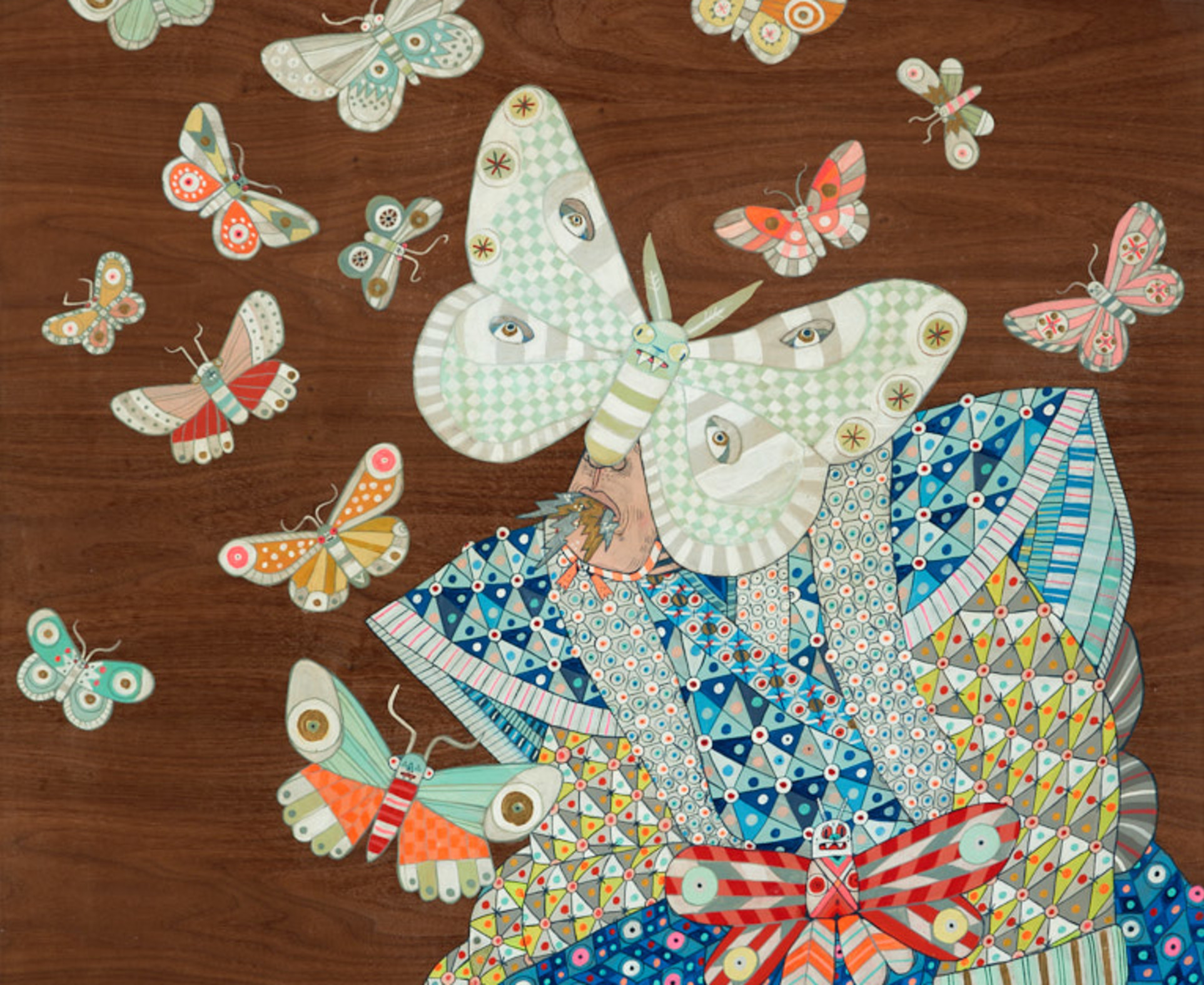 Ferris Plock, Mothman And The Butterflies, 2019