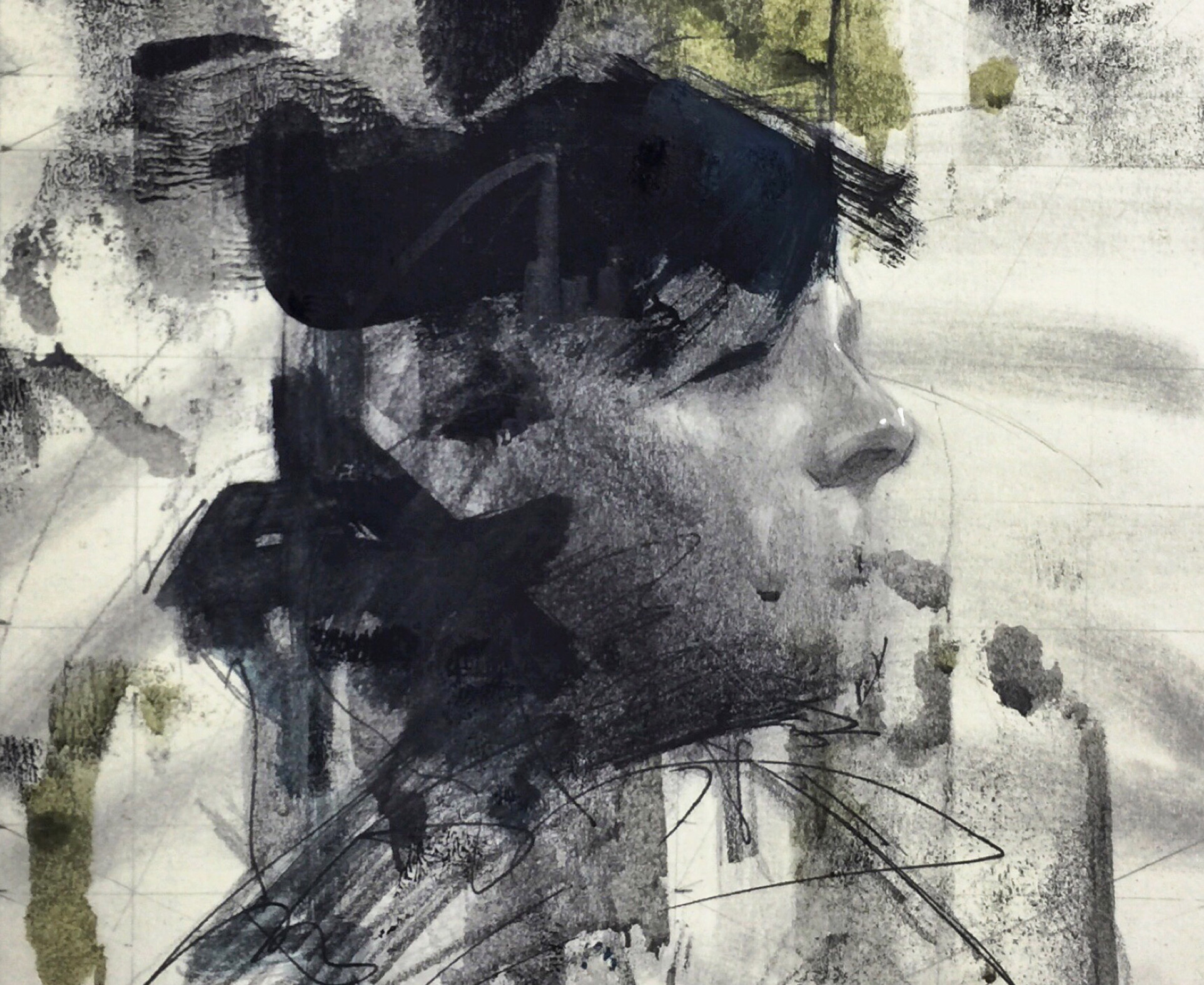 John Wentz, Imprint No. 34, 2015