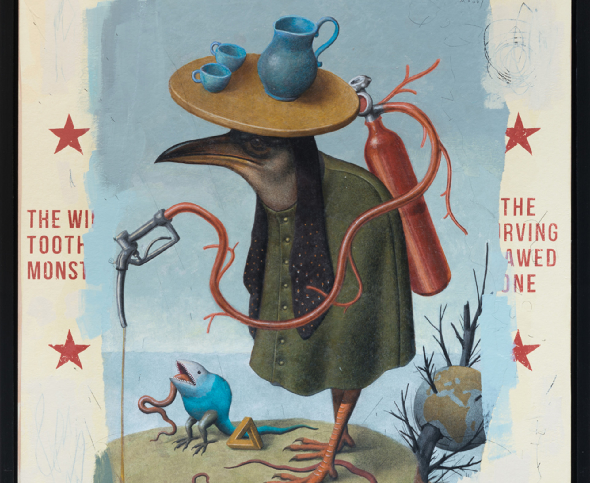 Ravi Zupa, These Are Not The End Times, 2019