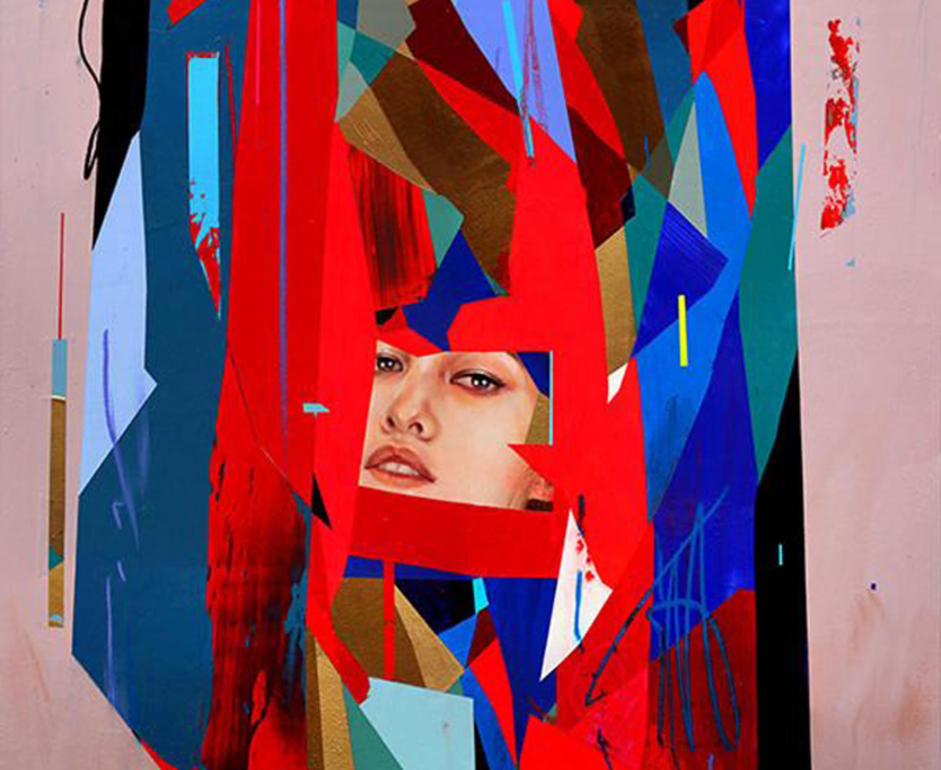 Erik Jones, Shell: Pink Ground, 2014