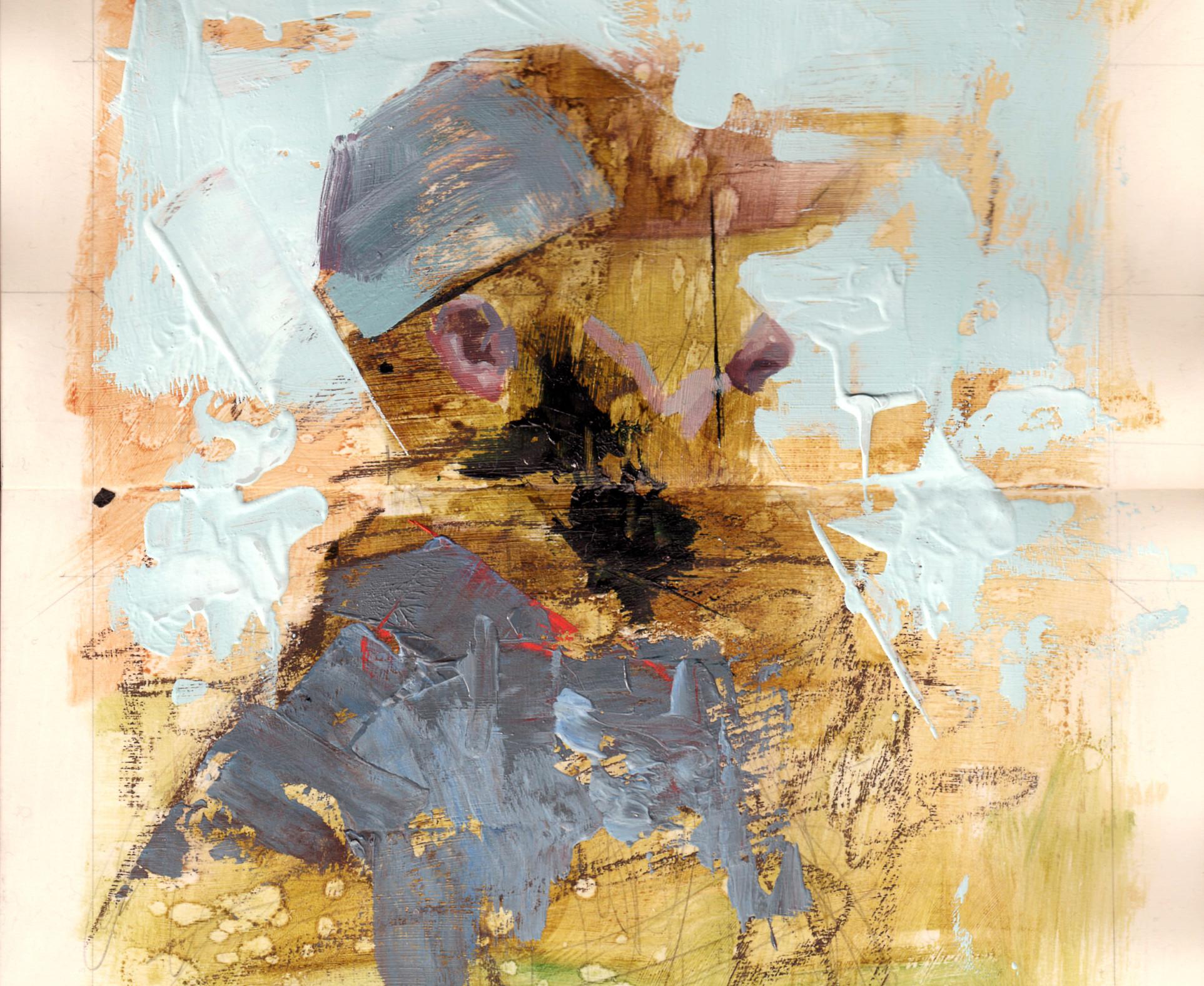 John Wentz, Imprint No. 20, 2015