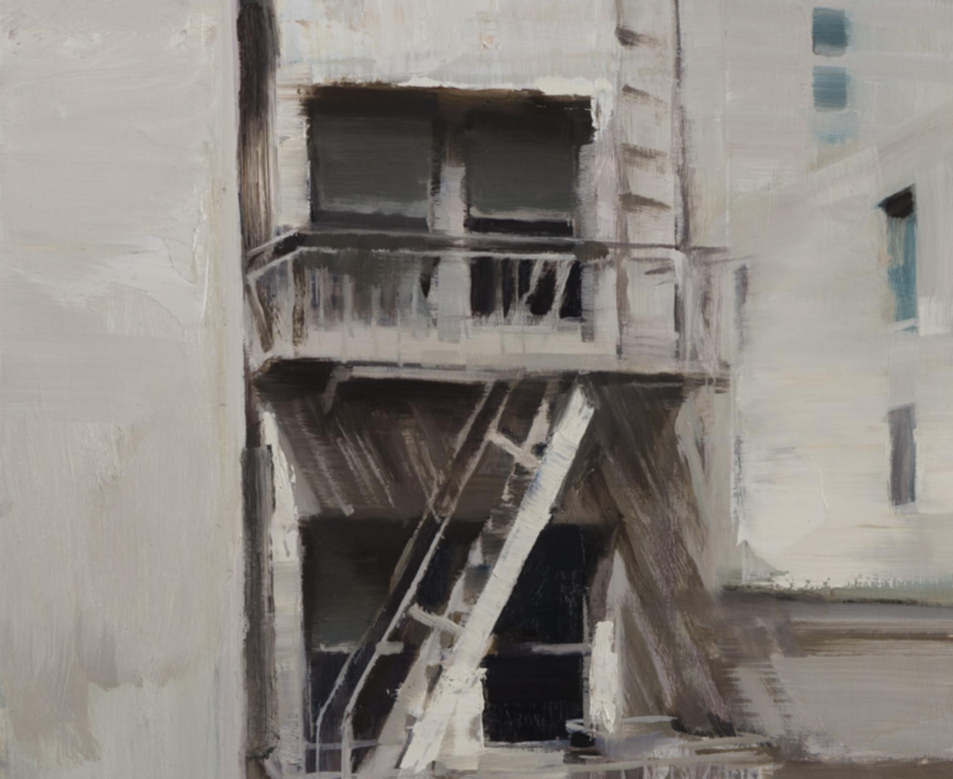 Kim Cogan, Rear Windows, 2017