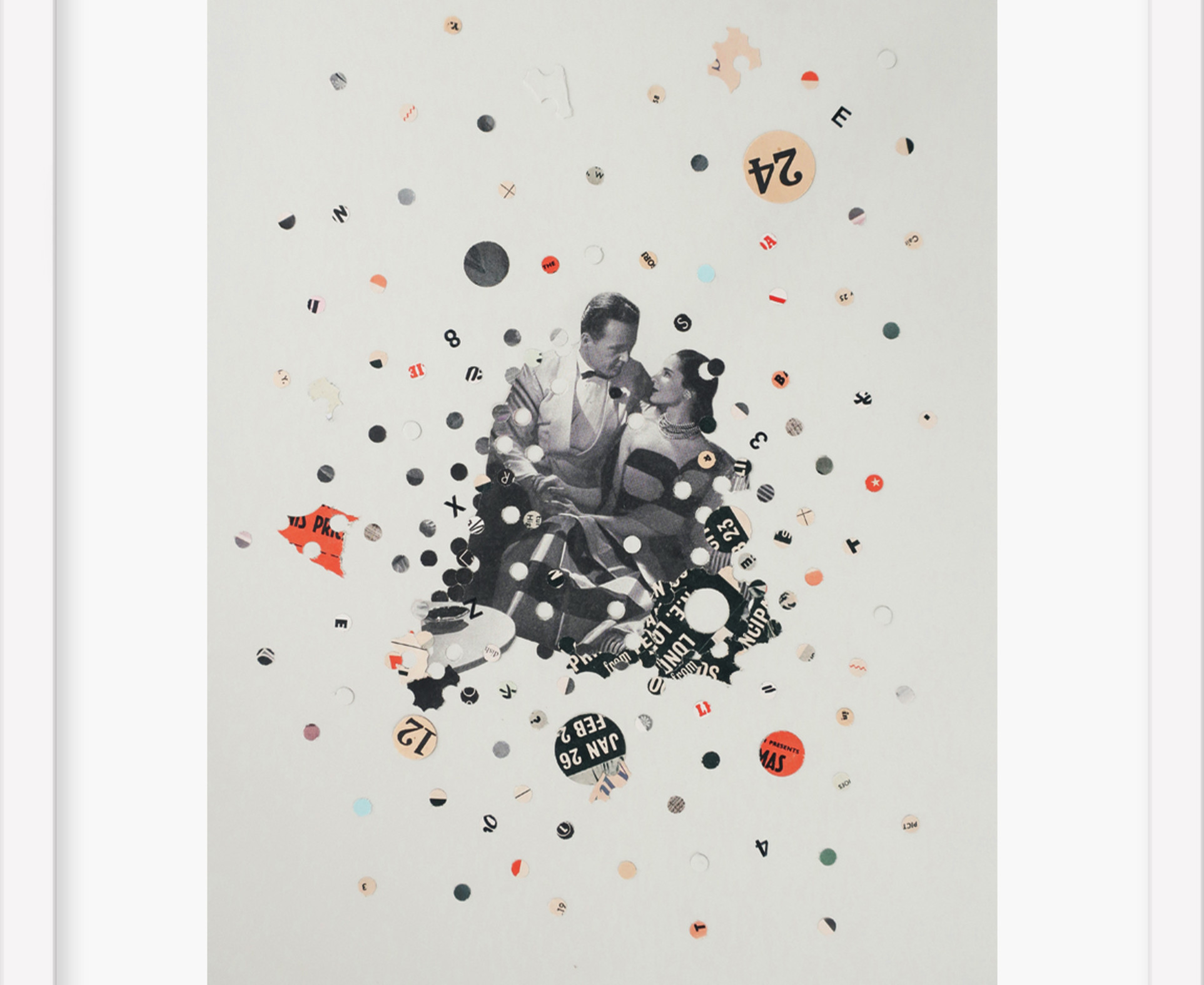 Lizzie Gill, We Can Lie About How We Met II, 2018