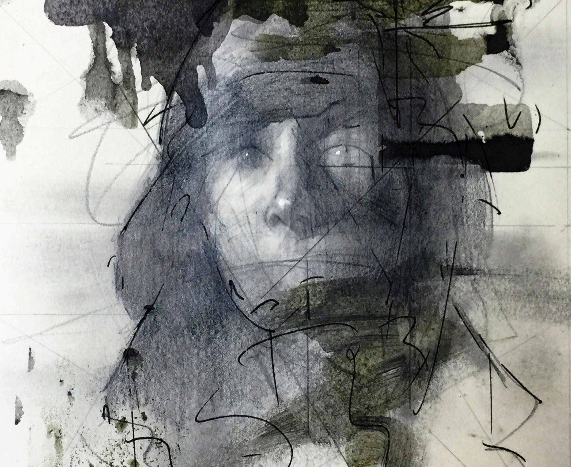 John Wentz, Imprint No. 38, 2015