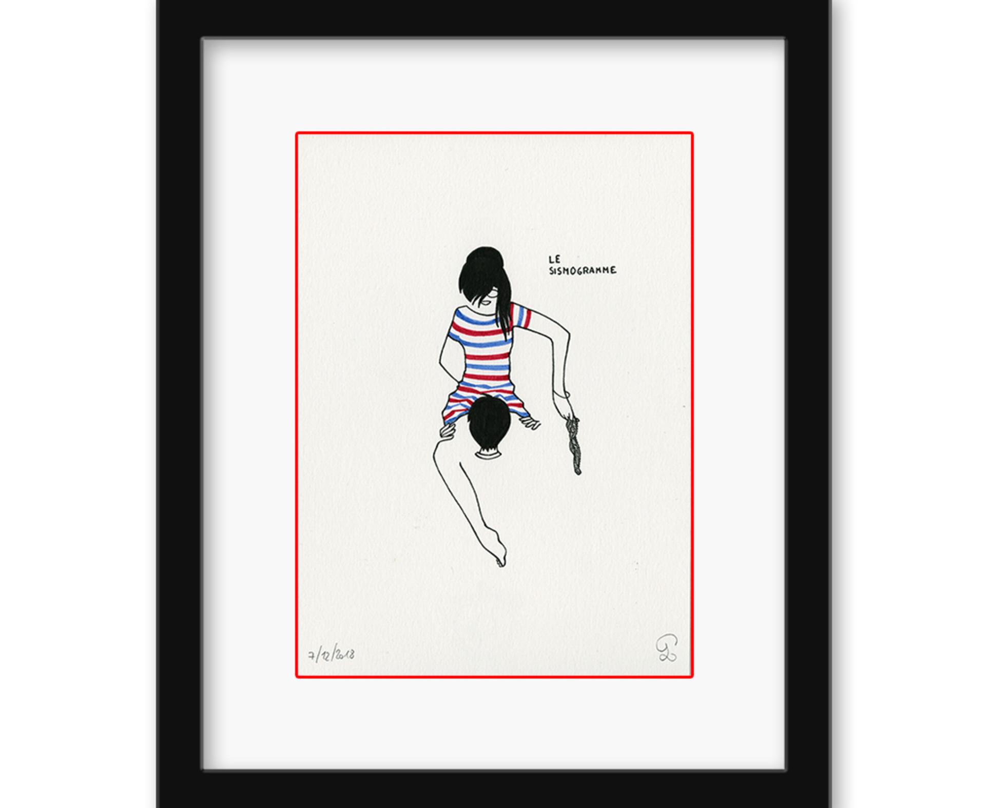 Petites Luxures, Le Sismogramme, 2018