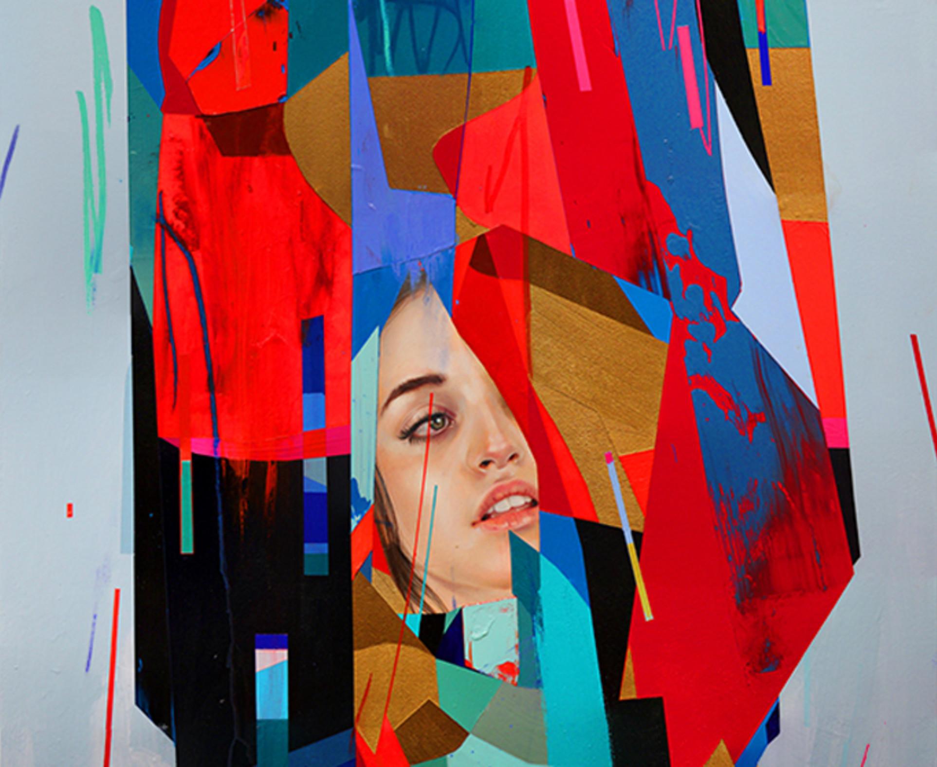 Erik Jones, Shell: Blue Ground, 2014