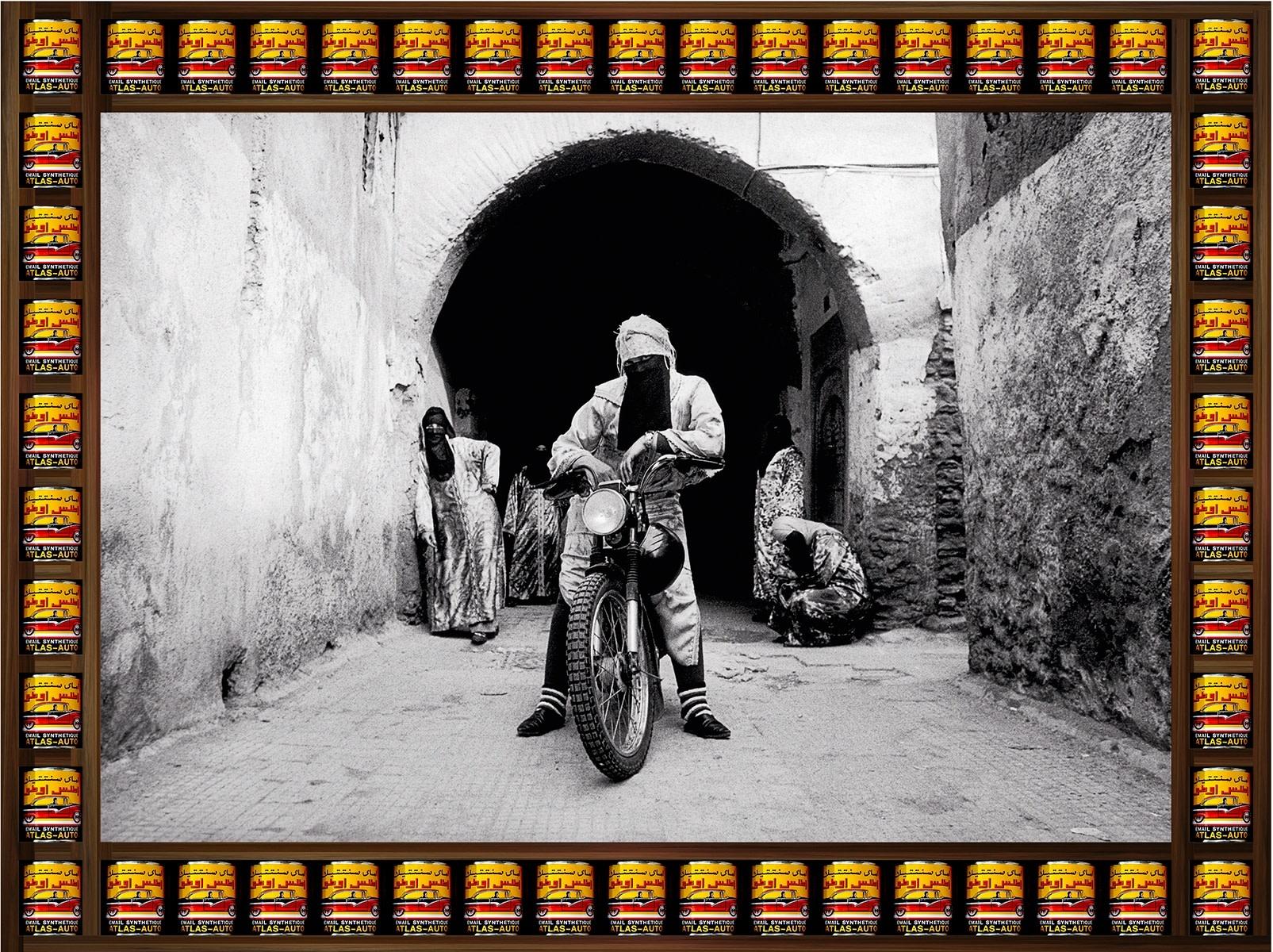 Hassan Hajjaj, Henna Crew, 2010/1431