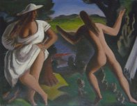 The Bathers, c1940-3