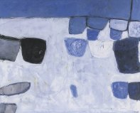 Blue and White, 1958